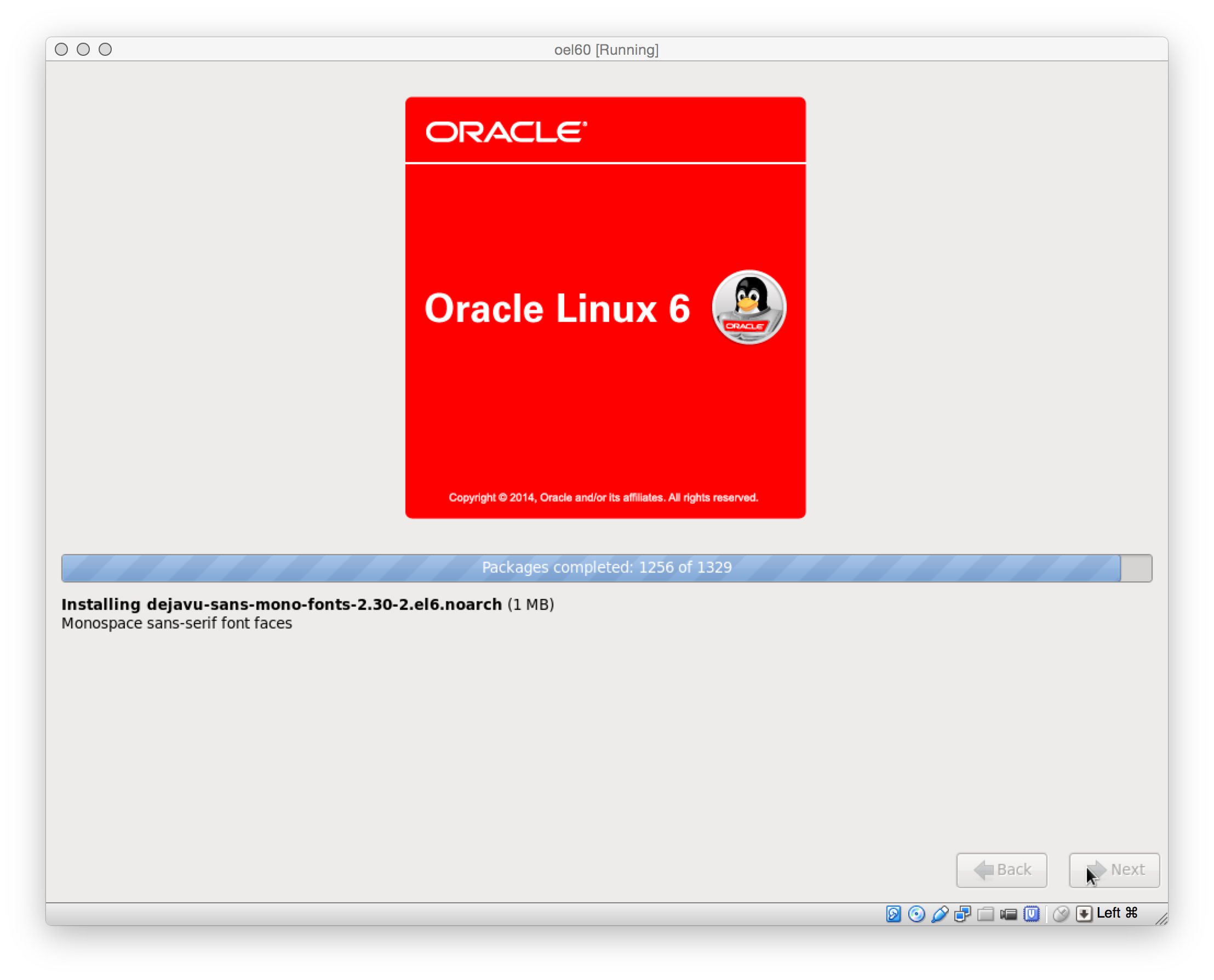 Installation Oracle Grid Infrastructure Testumgebung
